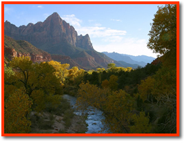 Zion hofamily vacation package